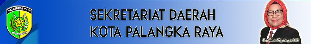 Sekretariat Daerah Kota Palangka Raya